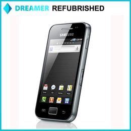 Wholesale 10x Original Refurbished SAMSUNG Galaxy Ace S5830 inch x480 MB RAM MB ROM MP microSD up to GB