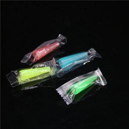 Fumeurs Dogo Bouche Buse Hookah Shisha Bouche Conseils 100pcs / Pack Shisha Plastic Conseils jetables Livraison gratuite par DHL MT-005 à partir de shisha bouche fabricateur