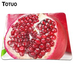 Wholesale Fruits Best Game Custom Mousepads Rubber Pad Notebooks Optical Mouse X220 And x250 mm