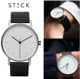 Wholesale stock Famous Brand Mens Watches Top Brand Luxury Business Quartz watch Clock Leather Strap Male Wristwatch Relogio Masculino