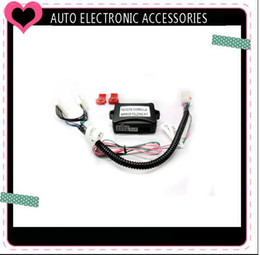 Car side auto mirror folding kit (12V) for T-o-y-o-t-a Corolla(08-13)   Innova   RAV4(08-13)   Camry(08-13) original car with 10P connector