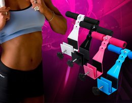 Wholesale New Home Door Portable Fitness Equipment Sit Ups Abdomenizer Muscle Training Device Of Waist And Abdomen Movement Colours