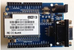 Wholesale UART To WIFI Module For Arduino HLK RM04 Directly Inserted Stack Serial Port Debugging Drag
