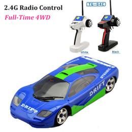 Promotion 4wd nouvelle voiture Nouvelle marque voiture rc 4wd voiture haute vitesse rc dérive 4 couleurs télécommande voiture de course meilleurs enfants jouets