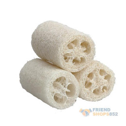 Wholesale Natural Loofah Luffa Loofa Bath Shower Body Spa message Sponge Scrubber Horniness Remover bathroom accessories