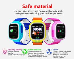 Enfants finder en Ligne-Écran tactile Kid Safe GPS HTB2 enfant intelligent Montre bracelet SOS Appel Location Finder Locator Tracker pour Kid Enfants Moniteur Anti Perdu