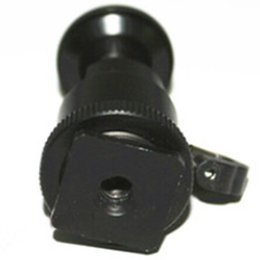 Wholesale Hot sale new and high quality quot Mini Smart Ball Head Bracket Holder Mount For Camera Tripod Hot Shoe