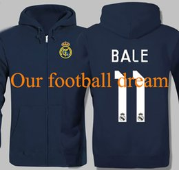 Wholesale New Arrival Reals Madrids BALE Hoody BALE Hoody Clothes BALE Sweater Reals Madrids BALE HOODY