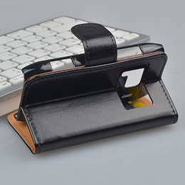 Wholesale case cello Crazy Horse Wallet PU Leather Case For Nokia N8 Flip Cover with Stand and Bank Card Holder Colors Available