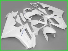 Wholesale 3 Free Gifts New High quality ABS Plastic motorcycle Fairing Kit for TRIUMPH Daytona R white and blue