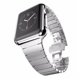 Купить браслет для часов мужской из нержавеющей стали