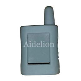 Compra Online Sistema de alarma a distancia un coche-La funda de silicona MA envío libre para arranque del sistema de alarma del coche de dos vías a distancia CCRSM-KHAN Magicar Un LCD