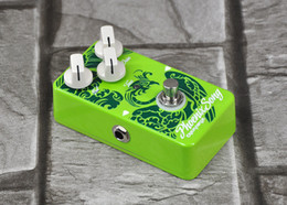 Wholesale guitar Phoenix Song OverDirve Guitar Effect Pedal True Bypass Electric guitar stompbox pedals BRAND NEW CONDITION