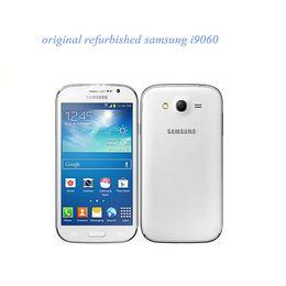 Original refurbished Samsung GALAXY Grand Neo Plus I9060I 3G Unlock Dual Sim Card 5'' Screen Quad Core 1.2Ghz RAM 1GB ROM 8GB 5MP 2MP Camera