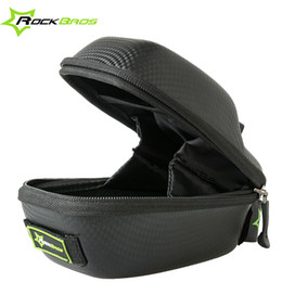 Wholesale icycle Accessories Bicycle Bags Panniers Rockbros Road Bike Saddle Bag MTB Mountain Bicycle Seat post Bag Cycling bicicleta Waterproof Se