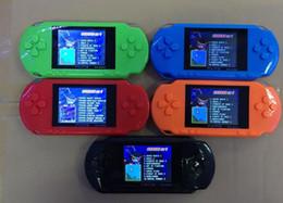 Outlet Pas Cher NOUVEAU Jeu PXP3 10 ~ 100 PCS, 3,0 PSP Portable Game Players PXP3 16 bits Handheld console de jeu vidéo Console 5 couleurs à partir de jeux vidéo bon marché fabricateur
