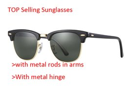 Wholesale 2016 Authentic Sunglasses Top Quality Men Women Fashion Sun Glass UV400 Protect Brand Sunglasses Designer Sunglasses with Original Box