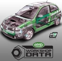 Wholesale NEW Car repair software Vivid Workshop software ATI v10 Release support cars with CD or Link