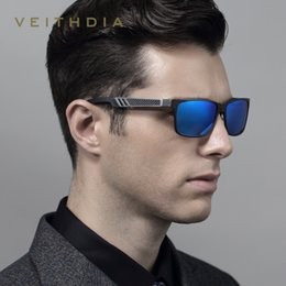 Wholesale new men s fashion design polarized sunglasses aluminum and magnesium colorful high definition visuals good sunglasses