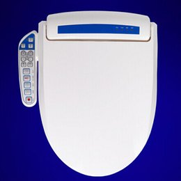 Wholesale Intelligent toilet seat automatic electronic bidet toilet washlet bidet seat with hip clean function cover
