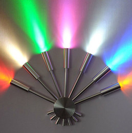 Kitop 7W led wall lamp AV85-265 Sector shaped Epistar chip led ceiling lamp decoration light for Ktv  Bar indoor decoration
