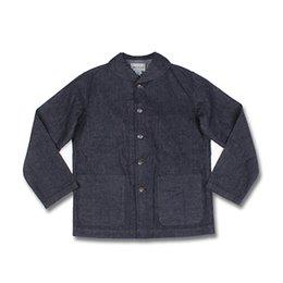 Wholesale 2016 bronson one wash indigo selvage original design vintage top oz raw denim jacket