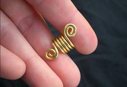 Custom Spiral Wraps Antiqued Viking Hair Beads Beard Jewelry Dreadlock Hair Accessory Beard jewelry Dwarven beard coils Bead