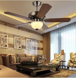 Ventilateur de plafond LED ventilateurs restaurant salle à manger continental antique 42inch plafonniers ventilateur simple ventilateur électrique lumières supplier antique electric fans à partir de ventilateurs électriques anciennes fournisseurs