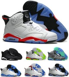 Wholesale Best Retro VI Basketball Shoes Women Men s Retro J6s VI Real Replicas Man Retro Shoes Hombre Basket Sneakers