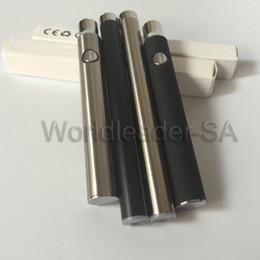 Wholesale Pre heat battery cbd oil bud touch pen e cigarette battery mah mah auto manual mix2 battery bud touch mod pen