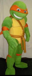 Wholesale Hot Teenage Mutant Ninja Turtles mascot Teenage Mutant Ninja Turtles mascot costume