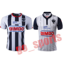 Wholesale 15 Monterrey Rayados Soccer Jerseys Best Quality Free Customized Monterrey Rayados Soccer Jersey Football Jerseys