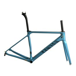 Wholesale 2016 New Painting T700 Superlight Carbon Road Bike Frame Carbon Bicycle Frame UD BB86 Carbon Racing Bike Frame