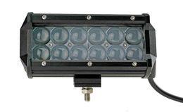 Wholesale Eclimb New Mini dual row D W LED offroad light bar V V led light bar jeep tractor