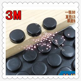 Wholesale 30pcs mm mm Furniture accessories rubber self adhesive fender touch anti collision cabinet door anti collision M