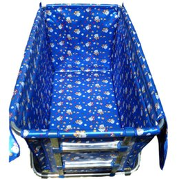 Wholesale Size117 cm Simple Folding Bathtub Inflatable Tub Handmade Bath Barrel Adult Thicker Bath Bucket