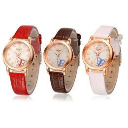 Ms. belt fashion lovers explosion models Korean star contracted quartz watch waterproof 5482