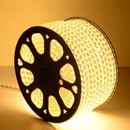 Wholesale LED Strip Lights W M V V SMD2835 LED Strips LED Light Strips LED M Waterproof IP67 CE ROHS FCC UL Certificates