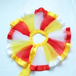 Sweet Girls Tutu Skirt ,Red Yellow White Girls Tutu ,Summer Baby Tutu Petti skirt Clothing ,Girls Birthday Party clothing