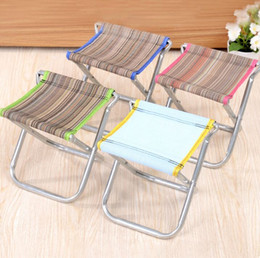 Wholesale outdoor furniture Portable Folding Oxford Antiskid Fishing Chair Beach Stool hunting folding camping picnic Chair stool