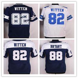 Wholesale New product Football Jerseys Cowboys WITTEN Elliott Discount Football Jerseys Men s Athletic Apparel Hot Sale Stitched Football Wear