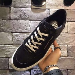 Wholesale genuine leather mens shoes Men s New Fashion germany luxury Recreational Casual shoes Hot