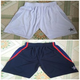 Wholesale 2016 USA Dream Team Olympic Games Basketball Shorts New Material Rev Sport Shorts Best quality Authentic Shorts S XXL Accept Mix Order