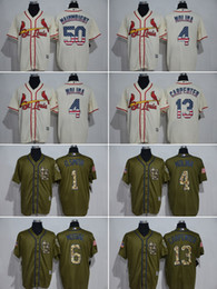 Wholesale MLB Cardinals jerseys baseball Jerseys St Louis MOLINA MUSIAL CARPENTER O SMITH Salute To Service Banner Wave freeshipping