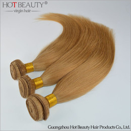 2016 Color 27# Brazilian colorful Straight Hair,Human Hair extension 3pcs lot Hot Beauty Colorful Hair