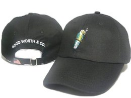 Compra Online Buena pesca-El sombrero de la alta calidad se viste el buen casquillo del casquillo del polo del casquette del bordado del pájaro de los pescados de los pescados del diseñador de moda del casquillo del Snapback