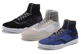 Wholesale New Skateboarding Footwear SB Hyperfeel Koston Skate Shoes Textile heel collar Free inspired outsole Men White Grey all black Sneakers