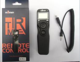 A7r sony en Línea-Mamen RM-VPR1 S1 Temporizador de disparo remoto para Sony A7 A7R A58 A5000 A6000