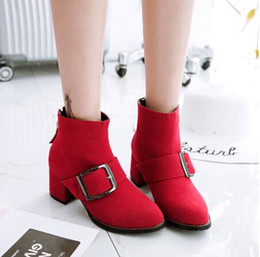 Free Shipping Women Boots New Women Fashion Cross Bandage Boots Lady Girls Spring and Autumn Casual High Heel Boots Shoes
