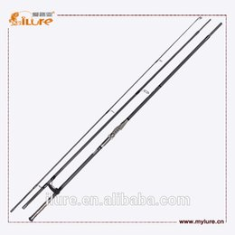 Wholesale Ilure High Quality Hot Selling Metal Reel Seat Carp Rod Carbon Fishing Rod Spinning Fishing Rod